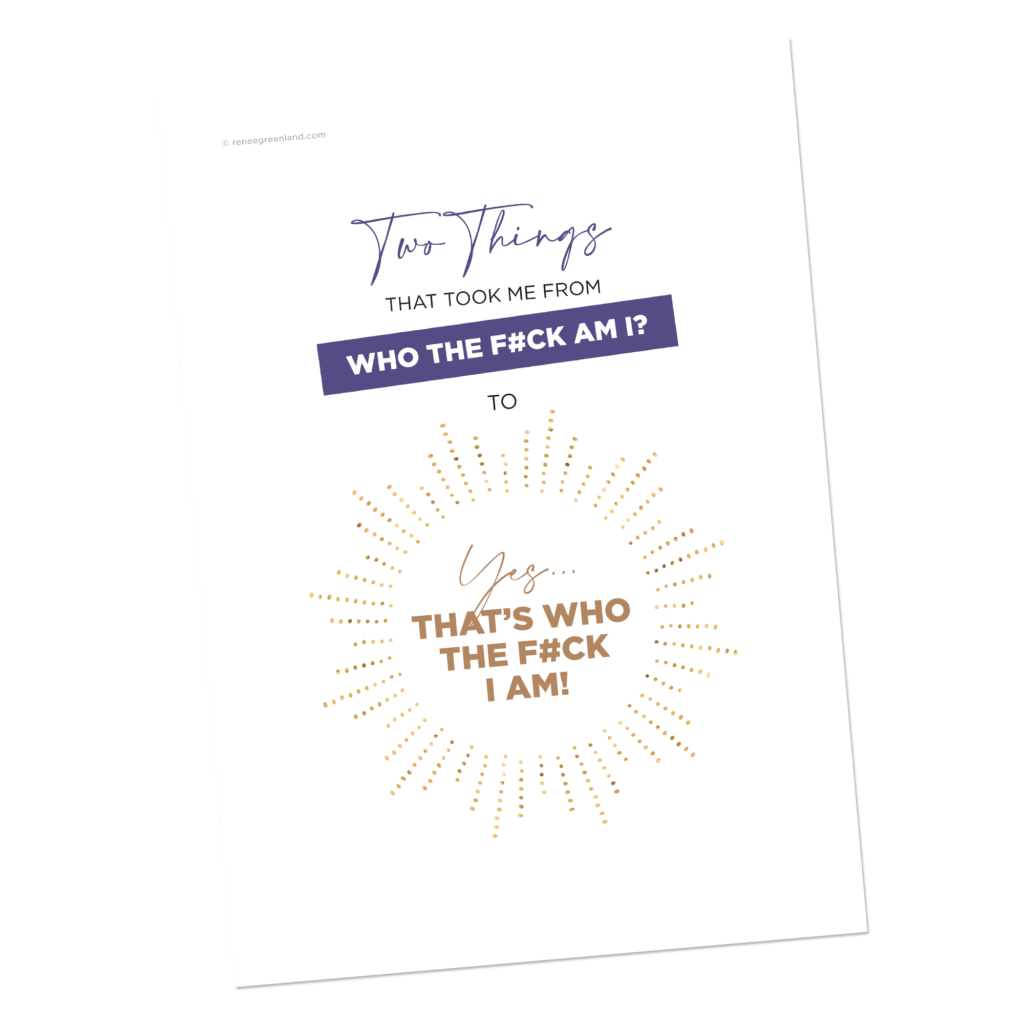 workbook to discover your life purpose