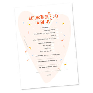 mothers day wish list download