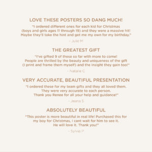 soul purpose poster testimonials