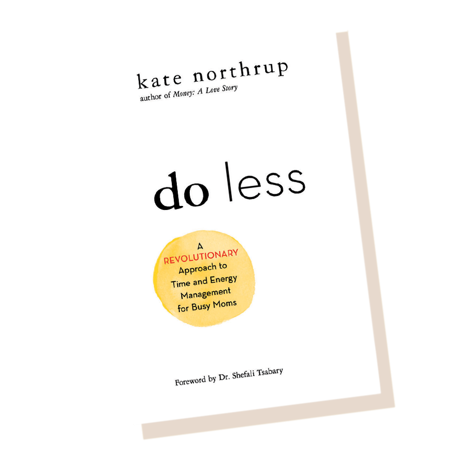 i love the book do less